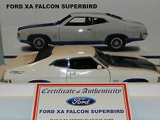 Biante 1/18 Ford Falcon XA Superbird Polar White MIB