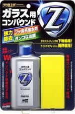 SOFT99 Window care GLASS COMPOUND Z 05064 From Japan