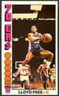 1976-77 Topps Basketball Lloyd Free #143 - RC - Philadelphia 76ers - Mint