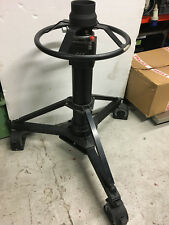 Cartoni P50 Pneumatic Pedestal (100mm Bowl) - Supports 121 lbs