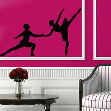 Wall Room Decor Art Vinyl Sticker Mural Decal Ballet Dance Women Ballerina FI362
