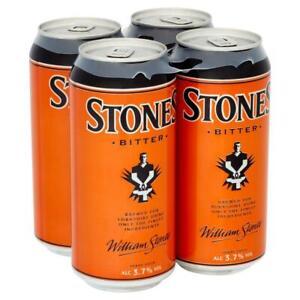 Stones Bitter 440ml Pack of 24