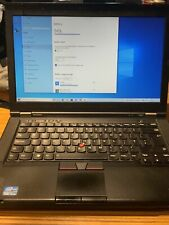 lenovo thinkpad t430, Intel(R) Core (TM) i5-3320M CPU 2.60GHz 8GB 64-bit, Win 10