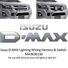 Isuzu D-MAX 2012-2019 Genuine LED Lighting Wiring Harness & Switch 5443636130