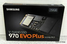 **NEW SEALED** Samsung 970 EVO Plus M.2 250 GB Internal Solid State Drive