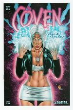 Avatar The Coven: Dark Sister (2001) #1/2 Bad Vibes VARIANT Ltd to 1500 NM-
