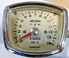 Honda Benly 150 CB92R NOS OEM Tachometer Tech Vintage