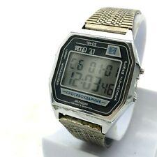 Elektronika CHN 02 Watch Integral Men's Alarm Melody Calendar Original Belarus
