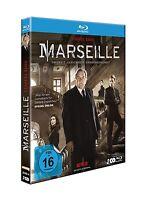 MARSEILLE-STAFFEL 1 - DEPARDIEU,GERARD/MAGIMEL,BENOIT/+   2 BLU-RAY NEUF