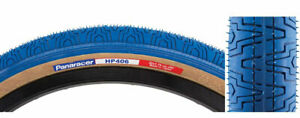Panaracer HP406 BMX Tire Peregrine Blue NOS Old School For Hutch GT Haro Charity