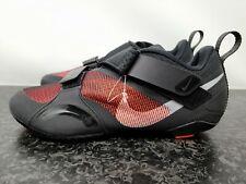 Nike superrep ciclo para mujer Talla 7 Negras Super carmesí Ciclo Indoor CJ0775 008