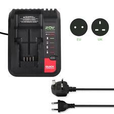 Quick Charger for 20V Porter Cable PCC691L PCC692L PCC685 FMC690L Li-on Battery