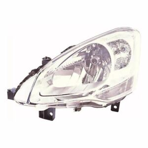 For Citroen Berlingo Mk3 7/2008 Headlight Headlamp Lamp Uk Passenger Side N/S