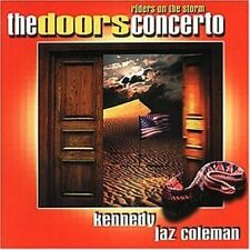 Nigel Kennedy Doors concerto-Riders on the storm (2000, & Jaz Coleman) [CD]