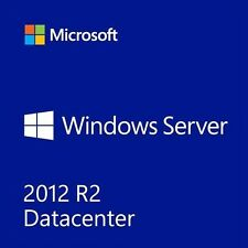 Windows Server 2012 R2 Datacenter Edition 64-Bit - Download and Product License