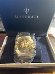 Maserati R8821108001 Men's Automatic Potenza watch