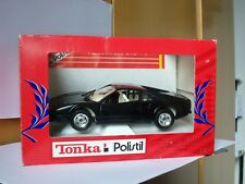 Polistil-TONKA- scala 1-25- Ferrari  308 GTB -nero-Nuova in Box- --
