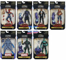 Marvel Legends Captain Marvel Kree Sentry BAF Wave 1 Set of 7 Complete NEW!