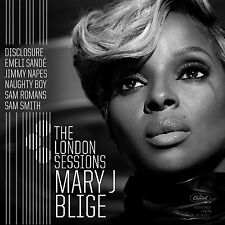 MARY J BLIGE - THE LONDON SESSIONS: CD ALBUM (November 24th, 2014)