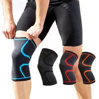 Correr Ciclismo Rodillera Soporte Protector Artritis Alivio del dolor Rodillera