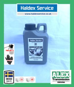 genuine Audi Haldex AWD oil service kit rear axle clutch 5 generation