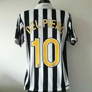 DEL PIERO 10 Juventus Shirt - 2006/2007 - Large - Home Nike Jersey