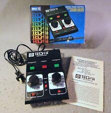 MRC Tech II Dualpower 2800 Analog Model Train Control *Vintage*