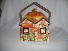 Cottage Ware Made In England Price Brothers Cookie Jar