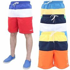 Men's Beach Shorts Swimming Board Surf Swim Wear Summer Sports Trunks Casual