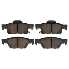 11-19 GRAND CHEROKEE DODGE DURANGO REAR DISC BRAKE PADS OEM NEW MOPAR 68052386AA