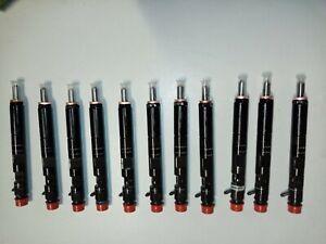 Renault 1.5 DCi Injecteur EJBR 01801A. EJBR 01801Z 28232248.