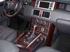 Fits Range Rover HSE Wood Dash Trim Kit 39 pcs 2003 2004 2005 2006 Models