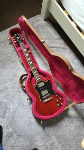 1999 Gibson SG Standard Heritage Cherry