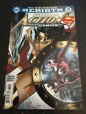 Action Comics#960 Incredible Condition 9.4(2016) Vs Doomsday, Wonder Wonan!!