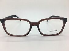 Burberry B 2175 3500 BROWN / BLACK Rectangle Frame 55mm - 37