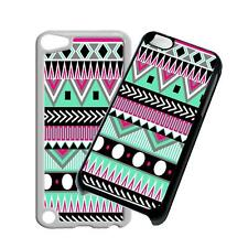 Aztec Pattern Phone Case Cover for iPhone 4 5 6 7 8 X XR iPod iPad Galaxy S6 S7