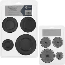Gas Hob Burner Crown & Flame Cap Set for STOVES Cookers All Sizes 55 - 100mm