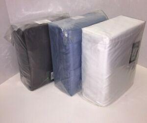NEW Threshold Performance Sheet Set Bedding Sz TWIN XL Colors Vary 100% Cotton