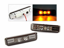 For BMW 97-03 E39 SMOKE LED SIDE MARKER REPEATER INDICATOR M5