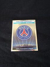 PSG PARIS SAINT GERMAIN  image sticker N° 170 CHAMPIONS LEAGUE PANINI 2013-2014