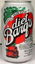 """FULL Can Coca-Cola's """"Taste of Louisiana Mississippi"""" Barq's Diet Root Beer 2003"""