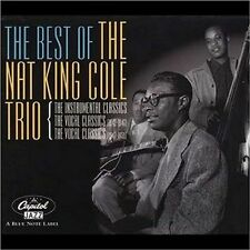 THE BEST OF NAT KING COLE TRIO -2CD