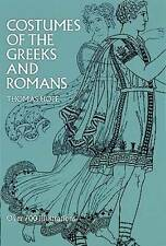 Costumes of the Greeks and Romans (Dover Fashion and Costumes), Acceptable, Hope