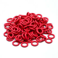 Cherry MX Keycap Rubber O-Ring Switch Dampeners 40A-L Red (125pcs)