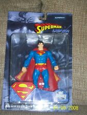DC Direct Superman Last Son/JLA  Classified Superman Red and Superman Blue