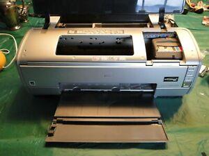 Epson Stylus Photo R2400 Digital Photo Inkjet Printer - READ Been Sitting