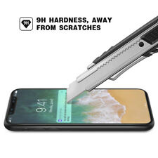 9H Hardness Screen Protecter Clear TEMPERED GLASS Guard Cover for Apple IPHONE X