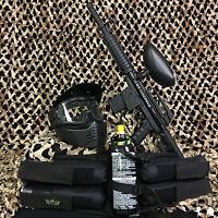 NEW Empire Battle Tested BT Omega EPIC Paintball Marker Gun Package Kit - Black