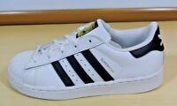 Adidas Originals Superstar Foundation El - White/core Black/white (size 13 kids)