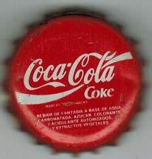 Chile Bottle Cap (#113) Coca Cola